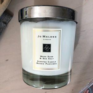 Jo Malone Candle Wood Sage and Sea Salt